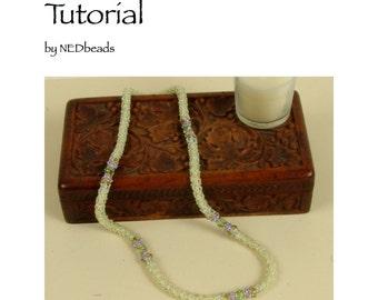 TUTORIAL - Trellis Necklace
