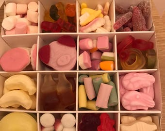 Standard 6 month sweet box subscription