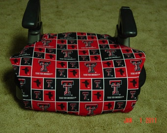 TX Tech toddler booster seat cover-new-handmade