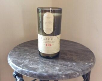 Lagavulin 16 Yr Single Malt Scotch Whiskey Bottle Candle