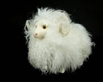 Tibet Lamb Little Sheep Figurine (1269-10xxx)