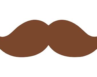Digi-tizers Mustache (SVG Studio V3 JPG)