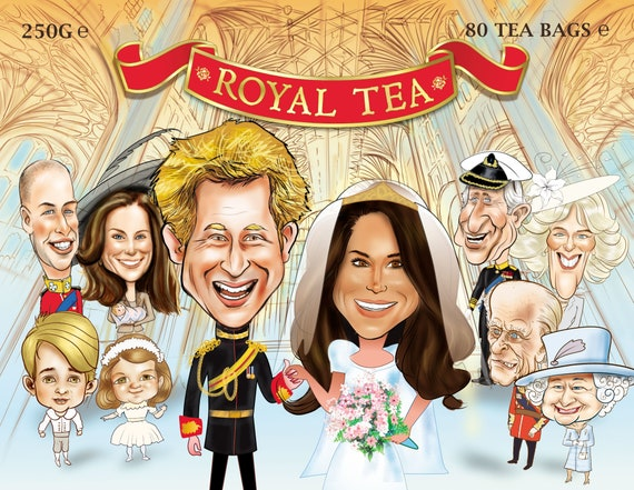Image result for royal wedding cartoon