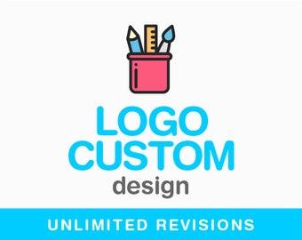 Logo Design, Logo Design Custom, Logo Stickers, Logo Design Branding, Logo, Small Business, Logo Designer, Logo Branding, Logo Tags, Custom