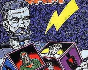Comic Book Madman / The Jam #2 Dark Horse 1998