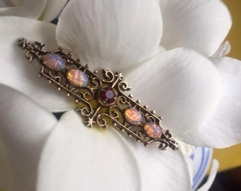 vintage sarah coventry pin brooch jewelry