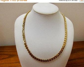 On Sale MONET Fancy Link Chain Necklace Item K # 336