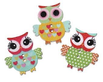 Button wood OWL