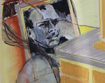 Portrait in portrait