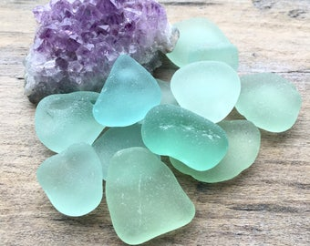Seafoam Sea Glass Mix