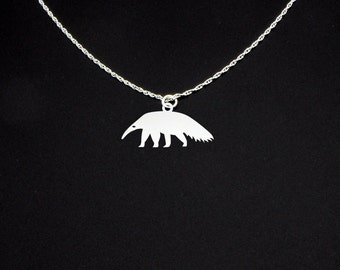 Anteater Necklace - Anteater Jewelry - Anteater Gift