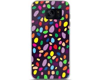 Rainbow Confetti Samsung Case