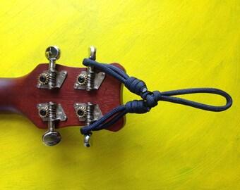 Paracord Ukulele or Guitar Hanger