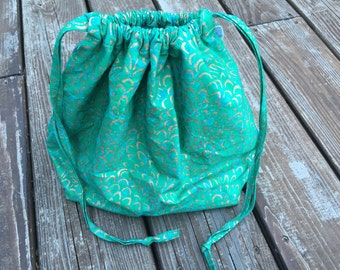 Two-at-a-Time Knitting Project Bag