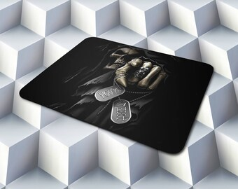 mousepad YOURE NEXT SKULL