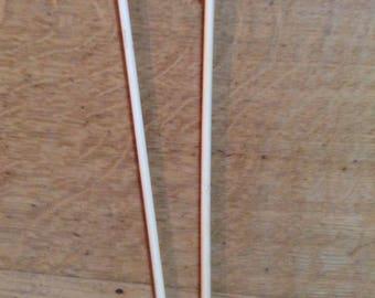Bamboo Knitting Needles 4.5mm