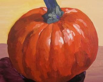 Print: Pumpkin