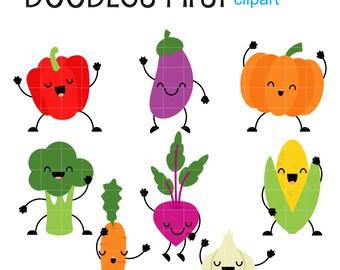 vegetables clip art etsy rh etsy com free clipart of vegetables free clipart of vegetables