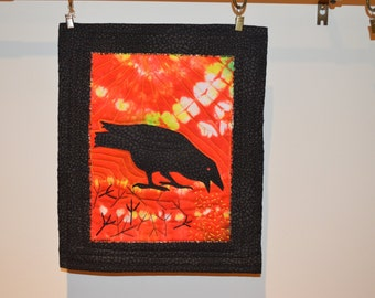 Crow in Summer