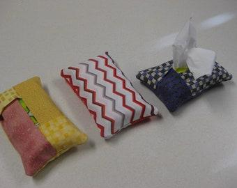 Custom Tissue Covers