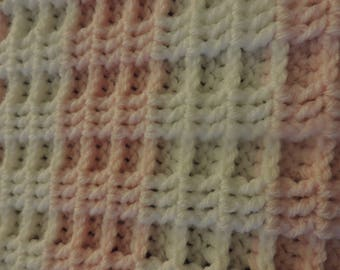 Crochet Baby Girl Afghan