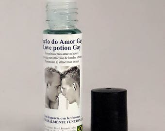 Pheromones for male-to-male attraction, Gay Attraction Roll on 1 / 3oz