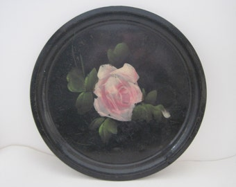 Black Tole Tray