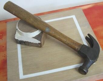 1940's 1- 1/4 lbs. Carpenters Hammer