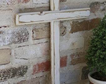 SALE Rustic Cross