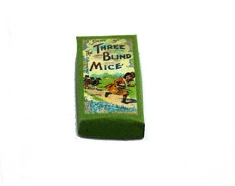 Three Blind Mice Game Box Dolls House Miniature - 12th Scale