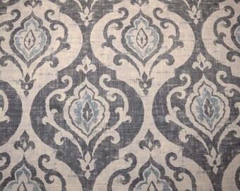Suri Slate Covington Fabric