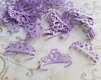 Die cut Tiaras/Princess Crowns,        #XR-23