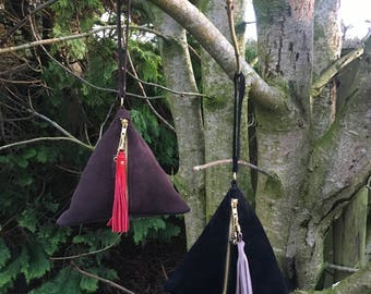 Triangle Clutch Bags
