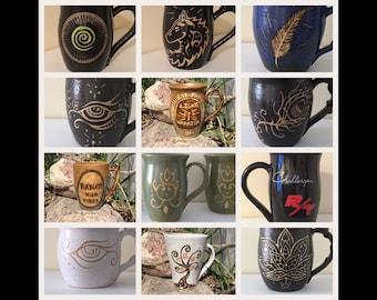 Customizable Ceramic Mug
