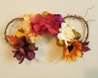 Floral Vine Ears