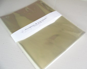 100- 8 x 10 Clear Cello Bags -Transparent Cello Bags -Food Safe Cello Bags -Clear Cellophane Bags -Food Safe Bags
