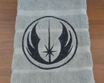 Embroidered Star Wars towel