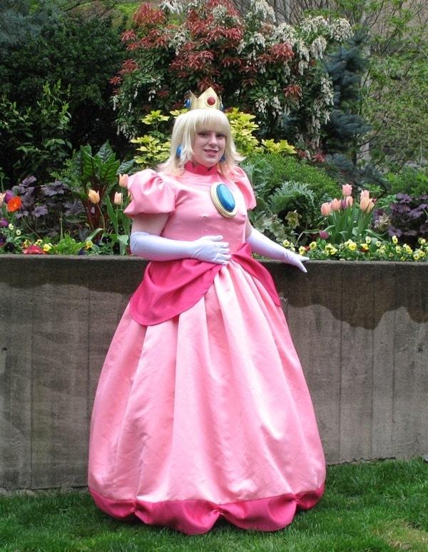 Prinzessin Daisy Kostüm