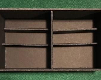 Cards - Custom sized foam Insert Trays