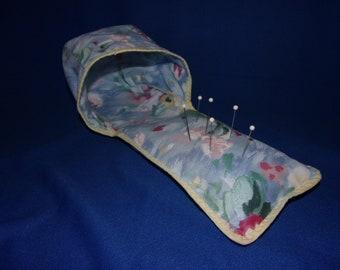Thread/Scrap Catcher Weighted Pin-cushion