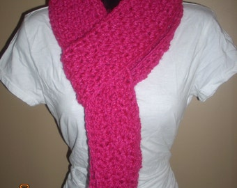 DivaDeluxe Pink Passion Scarf