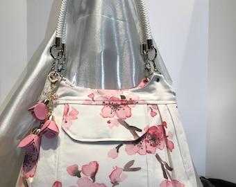 """Sakura """"Spring Day"""" Blossom Handbag"""