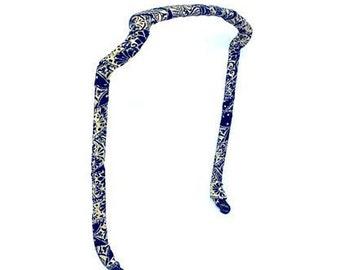Black and Gold Tapestry No Headache Headband- guaranteed!