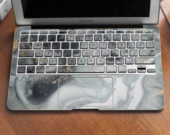 Mac Book Air 11 marble keyboard MacBook 12 sticker touchpad sticker laptop skin 13 inch MacBook Pro 15 2017 Mac vinyl decal Mac Air 13 cover