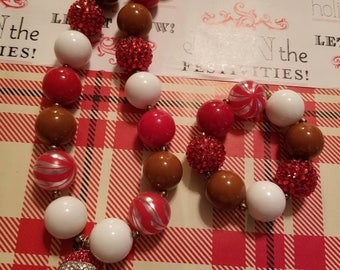 Gingerbread necklace set
