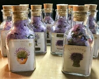 French Lavender Soaking Salts