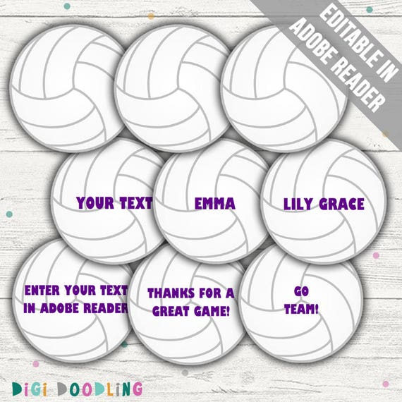 Hilaire image for printable volleyball