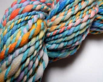 Crossing The Streams-Handspun Yarn
