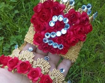 Valentine Crown, Birthday Crown