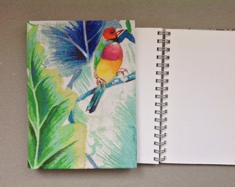 """""""Tropical"""" notebook"""